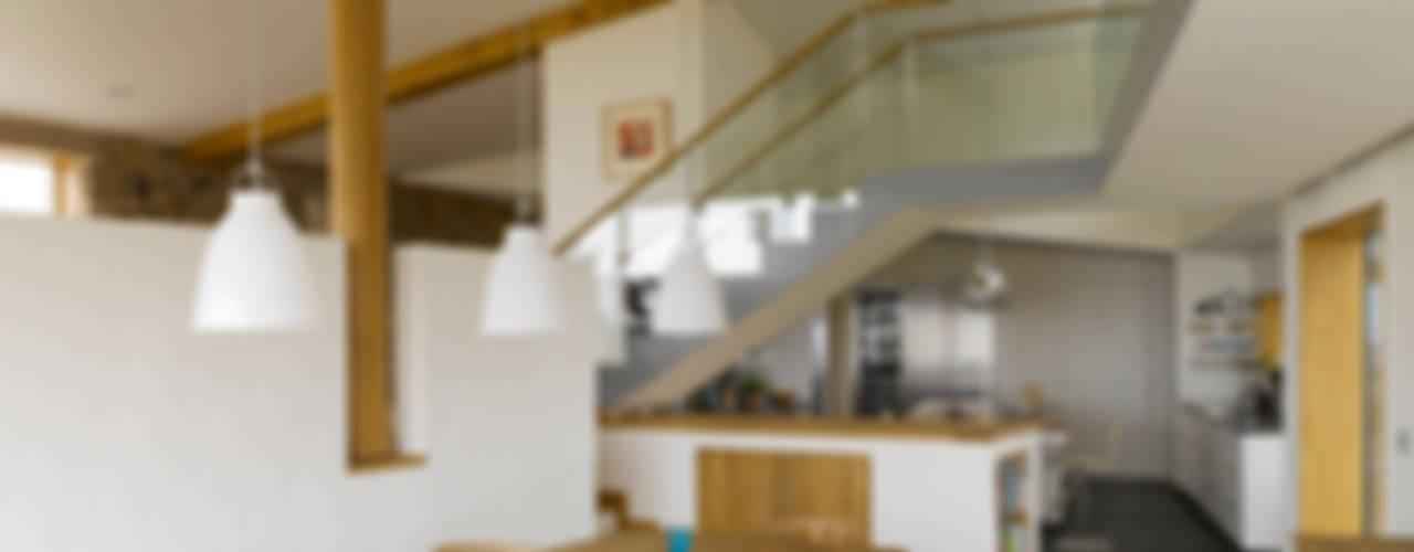 Jersey House Кухня в стиле модерн от Hudson Architects Модерн