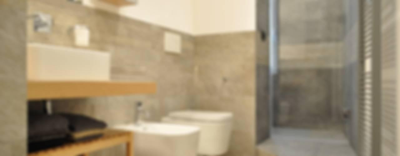 ar architetto roma Moderne Badezimmer