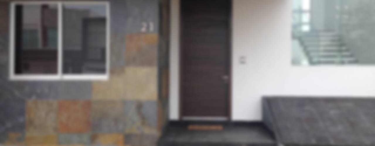 Casas estilo moderno: ideas, arquitectura e imágenes de Arki3d Moderno