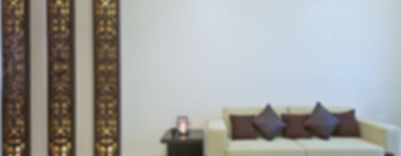 Salones de estilo minimalista de ZERO9 Minimalista