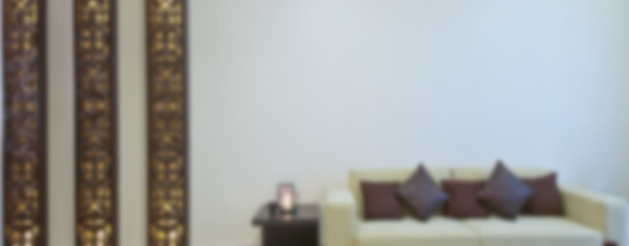 contemporary contentment Minimalist living room by ZERO9 Minimalist