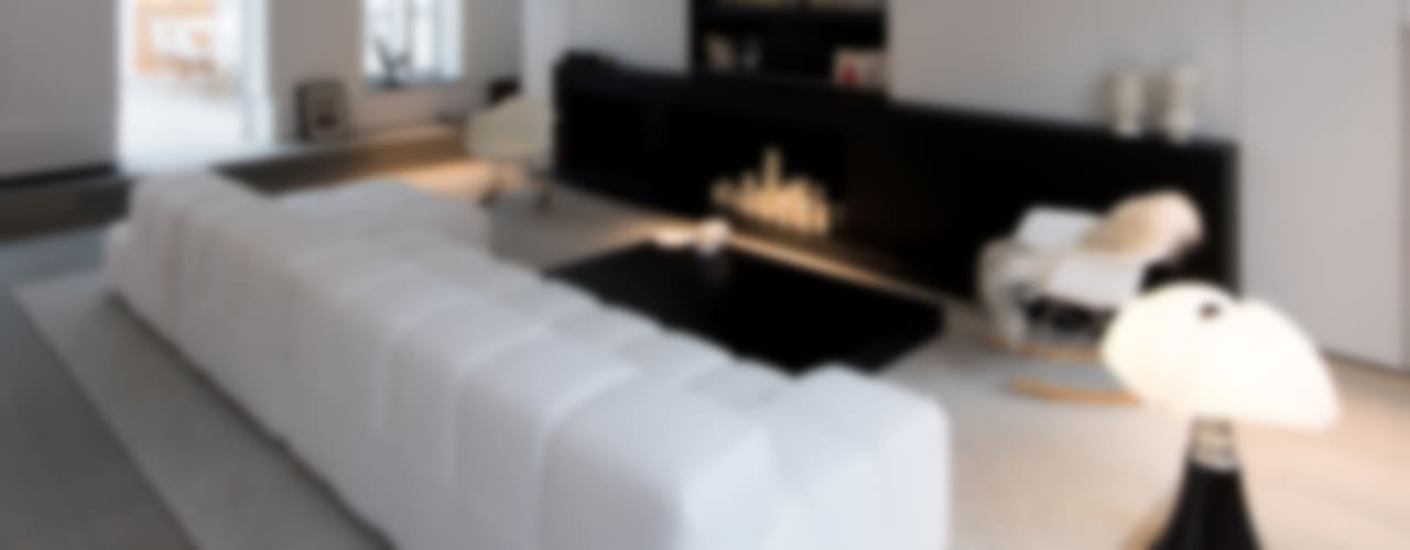 Гостиная в . Автор – mayelle architecture intérieur design