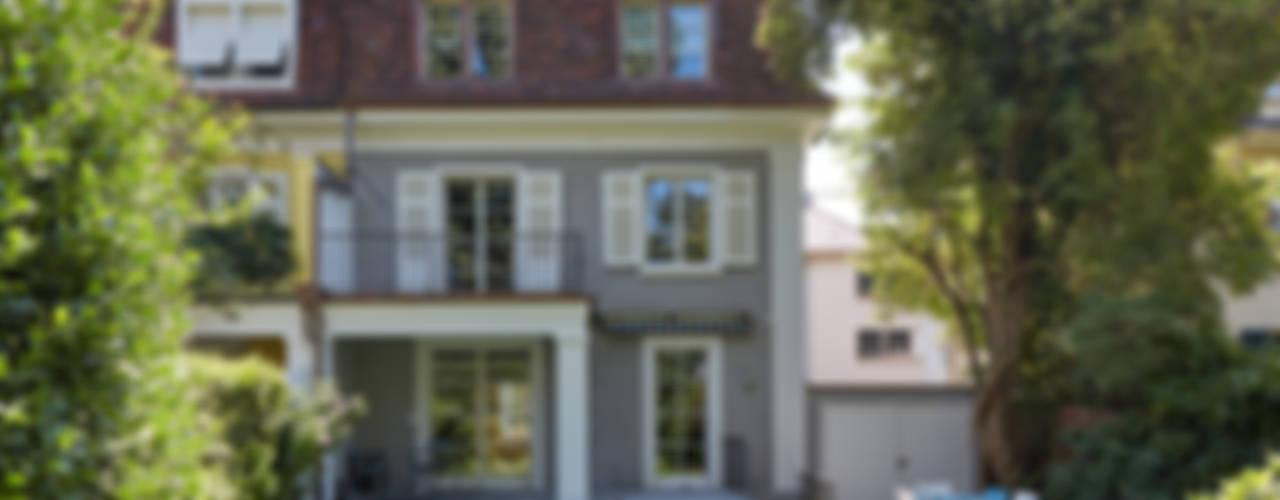 Dittingerstrasse, Basel Klassische Häuser von Handschin Schweighauser Architekten ETH SIA Klassisch