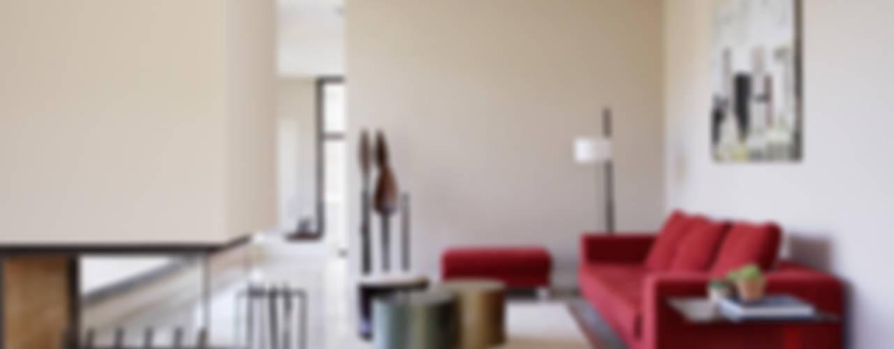 Modern Oturma Odası Otto Medem Arquitecto vanguardista en Madrid Modern