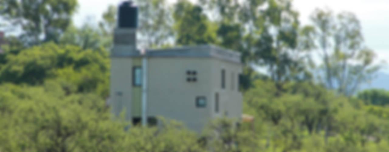 CASA SOMBRERO Casas modernas: Ideas, imágenes y decoración de MULA.Arquitectos Moderno