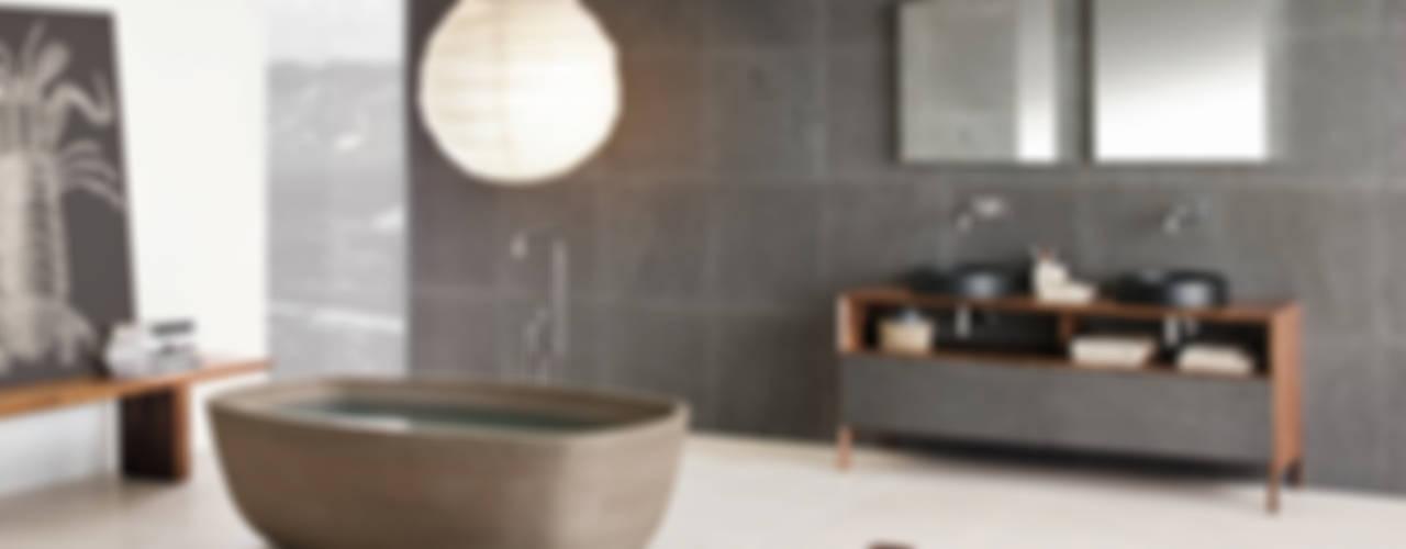 Ванные комнаты в . Автор – NEUTRA DESIGN