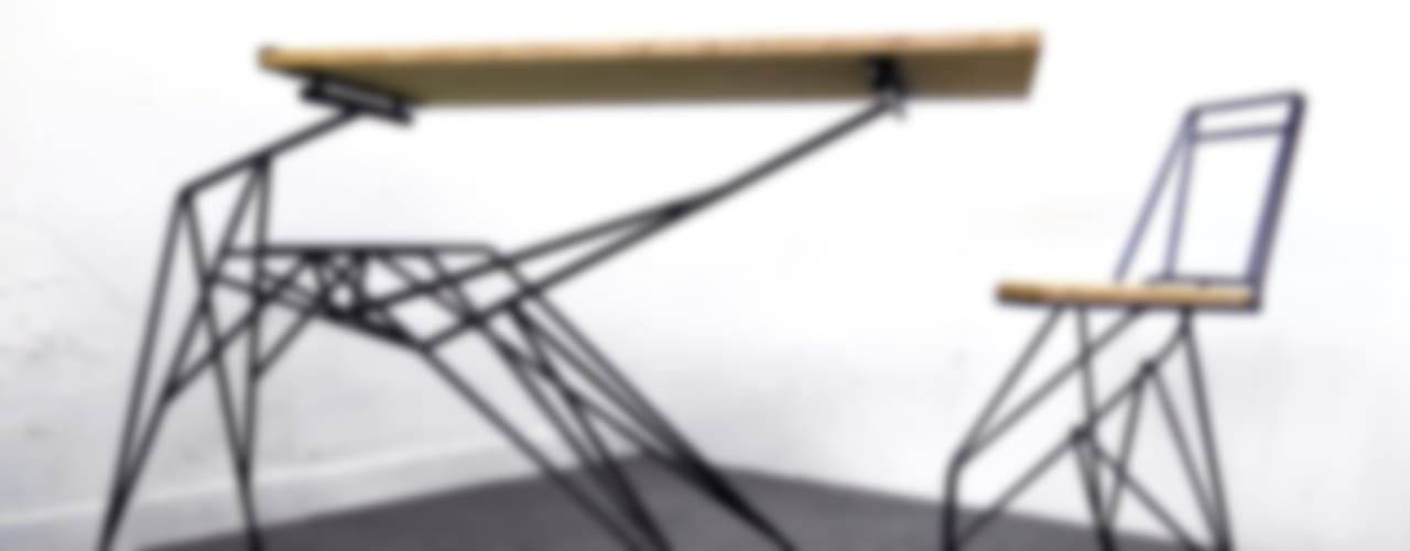 Benjamin Crilout Designer: minimalist tarz , Minimalist