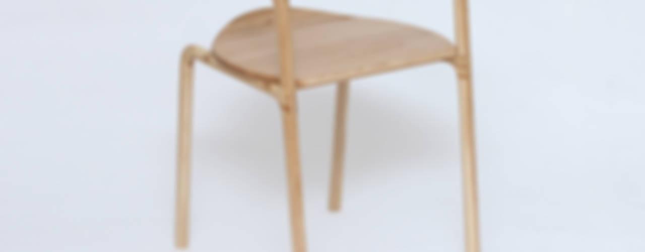 chaise Funambule par Loïc Bard Minimaliste
