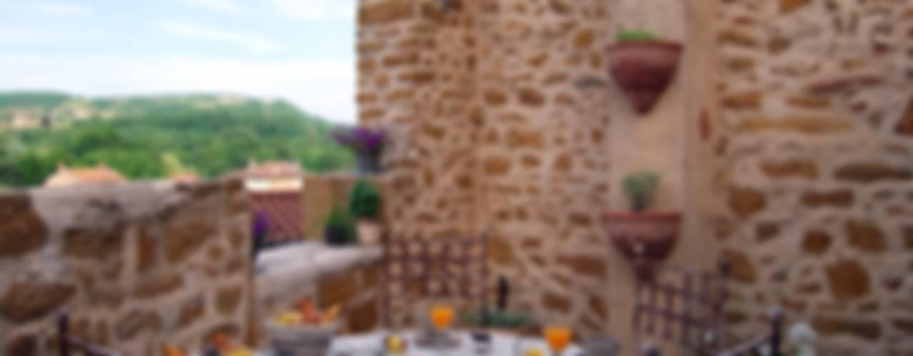 Les Terrasses Dorées