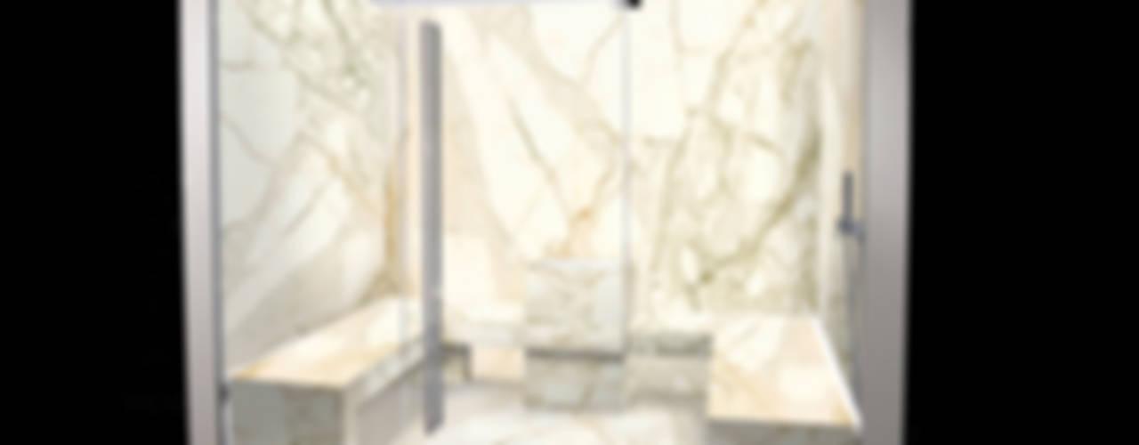 PISCINE E MINIPISCINE ACCIAIO INOX di blumaxx Moderno