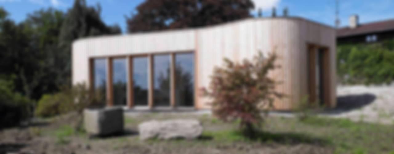 Mutterhaus FinsterwalderArchitekten Moderner Garten