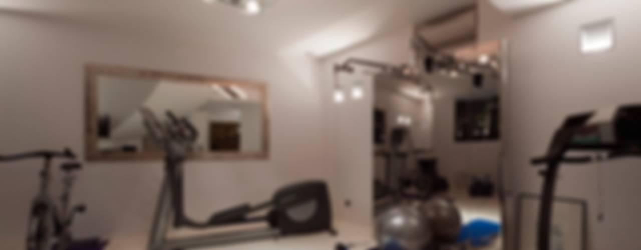 Тренажерные комнаты в . Автор – studiodonizelli