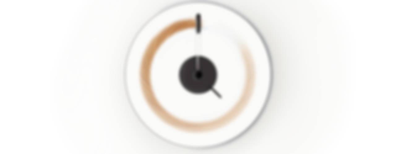Horloge Kuluma par Studio Wøy Minimaliste