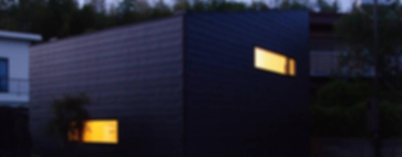 Casas: Ideas, imágenes y decoración de ウタグチシホ建築アトリエ/Utaguchi Architectural Atelier