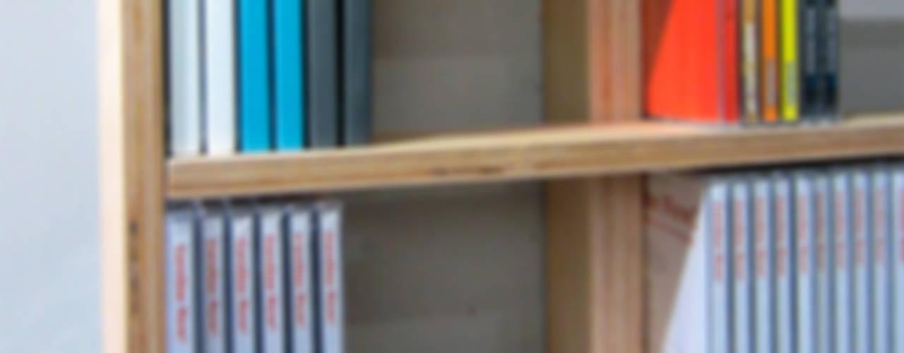 WallBook / WallDisc par design Minimaliste