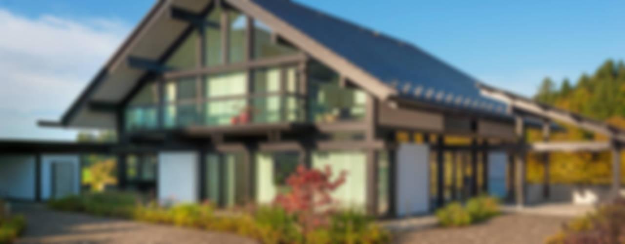 Projekty,  Domy zaprojektowane przez HUF HAUS GmbH u. Co. KG