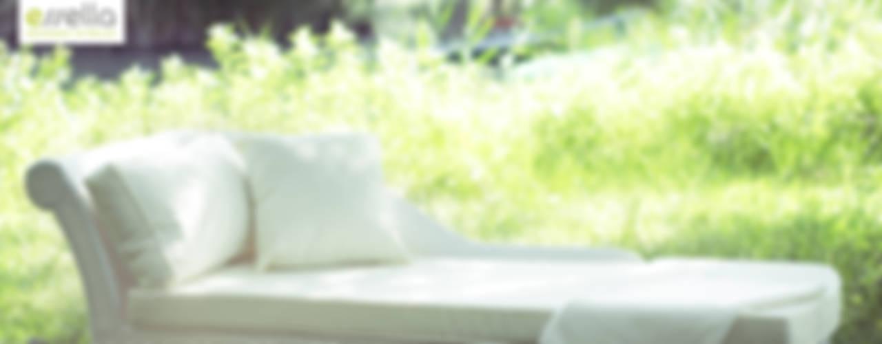 Chaiselounge Paris in Weiß Too-Design GmbH GartenMöbel