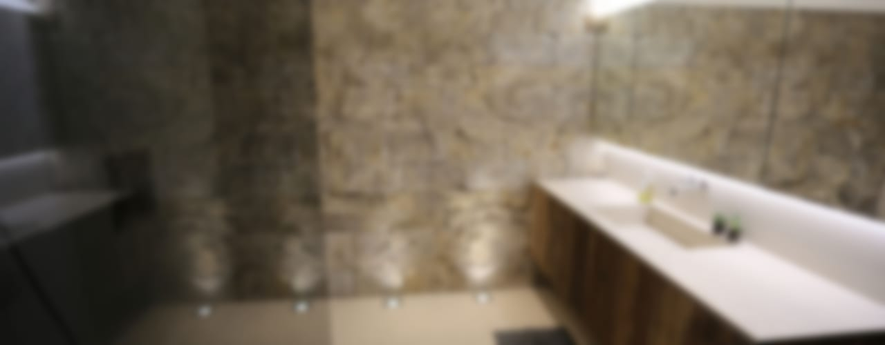 Baños modernos de altholz, Baumgartner & Co GmbH Moderno