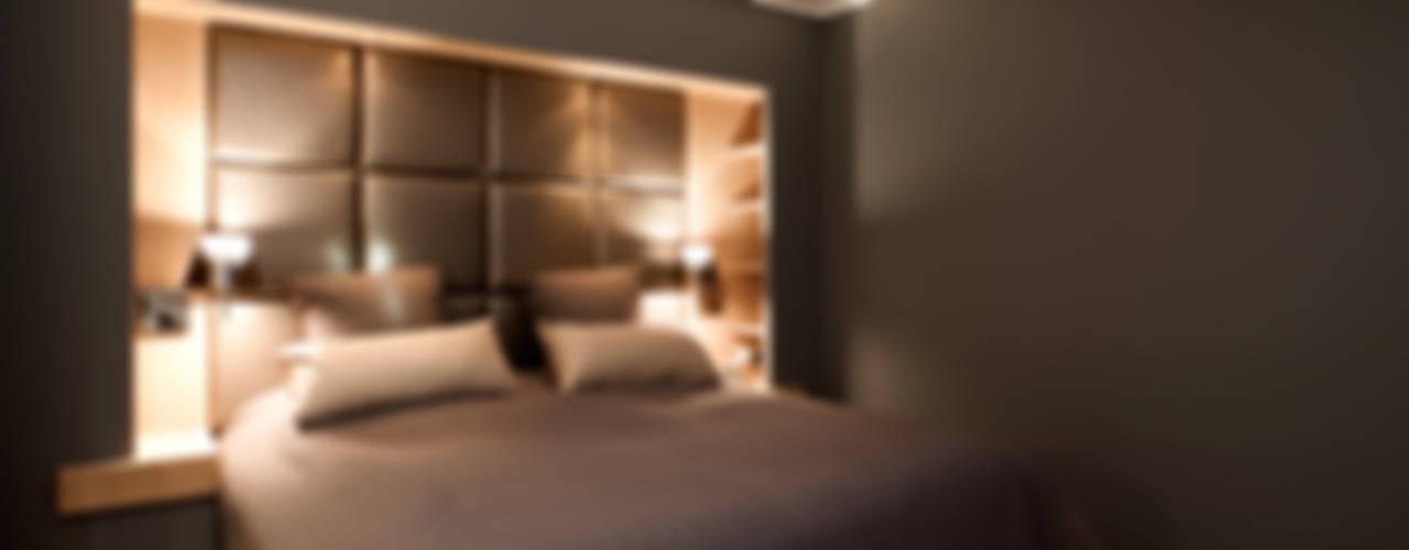 Cuartos de estilo  por schulz.rooms, Moderno
