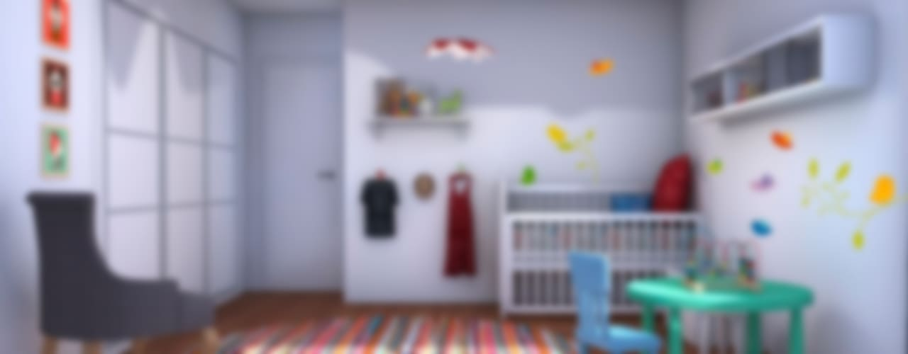 Diseñadora de Interiores, Decoradora y Home Stager Nursery/kid's room
