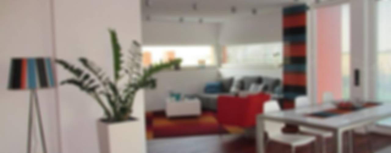 HOME DESIGN 2 Planungsbüro GAGRO Moderne Wohnzimmer