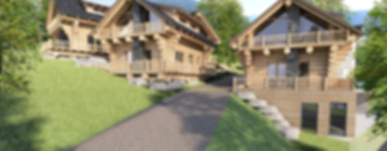 Blockhäuser:  Häuser von eb Massivhaus Deutschland GmbH