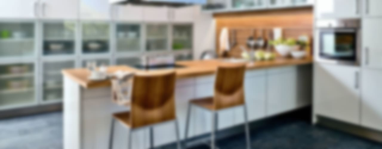 Cocinas modernas de Kiveda Deutschland GmbH Moderno