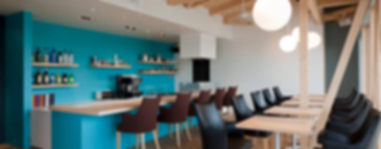 HARU CAFFE: case.work.が手掛けたオフィススペース&店です。,北欧