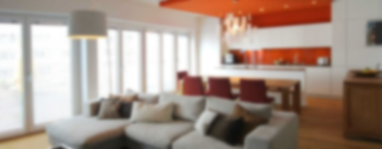 Living room by eswerderaum,
