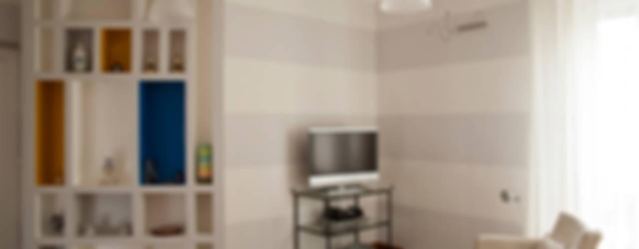 _Mondrian Home_ di Alessandro Multari Ingegnere - I AM puro ingegno italiano Eclettico