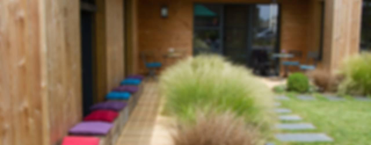 Jardines modernos: Ideas, imágenes y decoración de anne-mie aerts Moderno