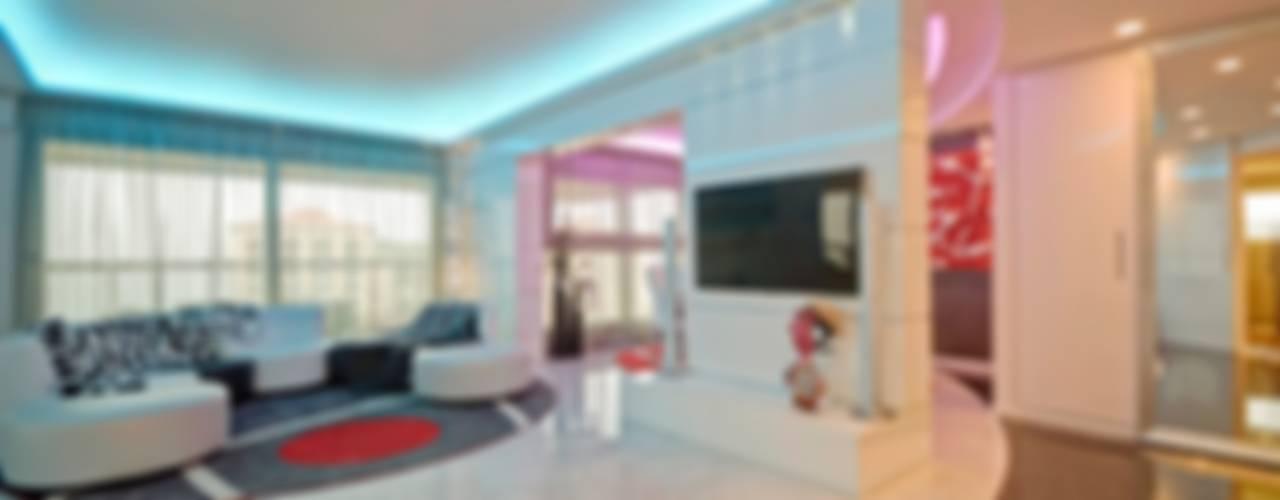 Salas de estar modernas por studiodonizelli Moderno