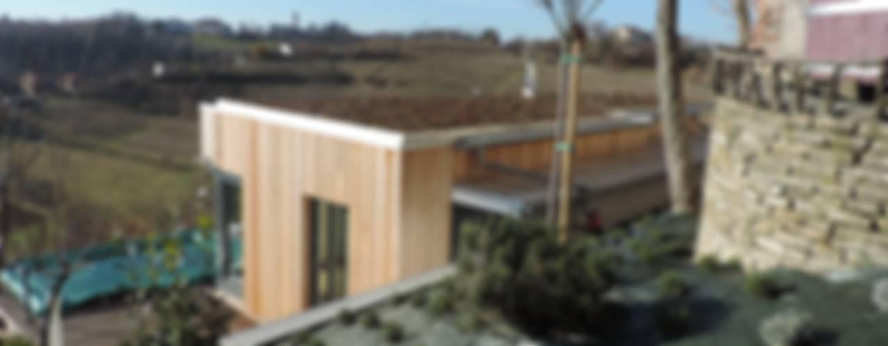 Minimalist house by Ecospace Italia srl Minimalist