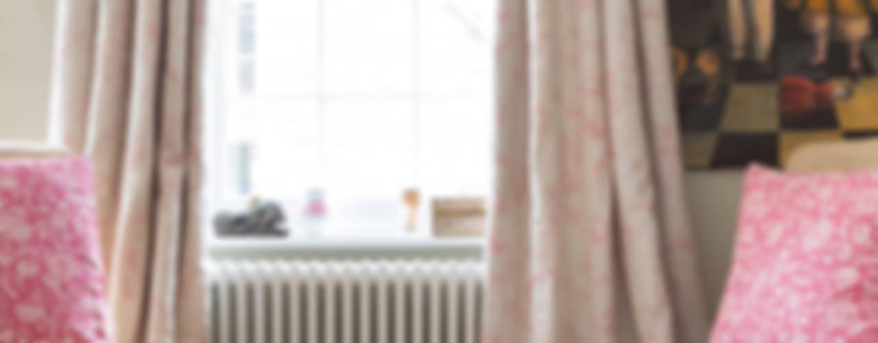 Curtains par Cabbages & Roses Rustique