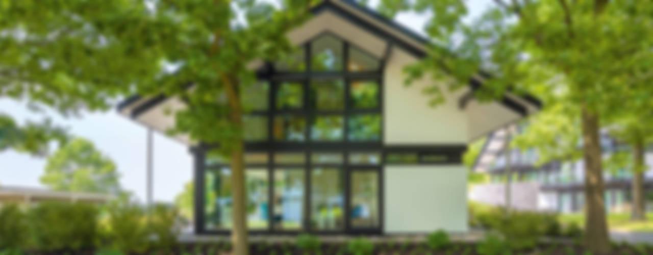 HUF Haus MODUM 7:10 Moderne Häuser von HUF HAUS GmbH u. Co. KG Modern