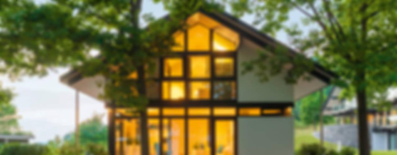 Modern Houses by HUF HAUS GmbH u. Co. KG Modern