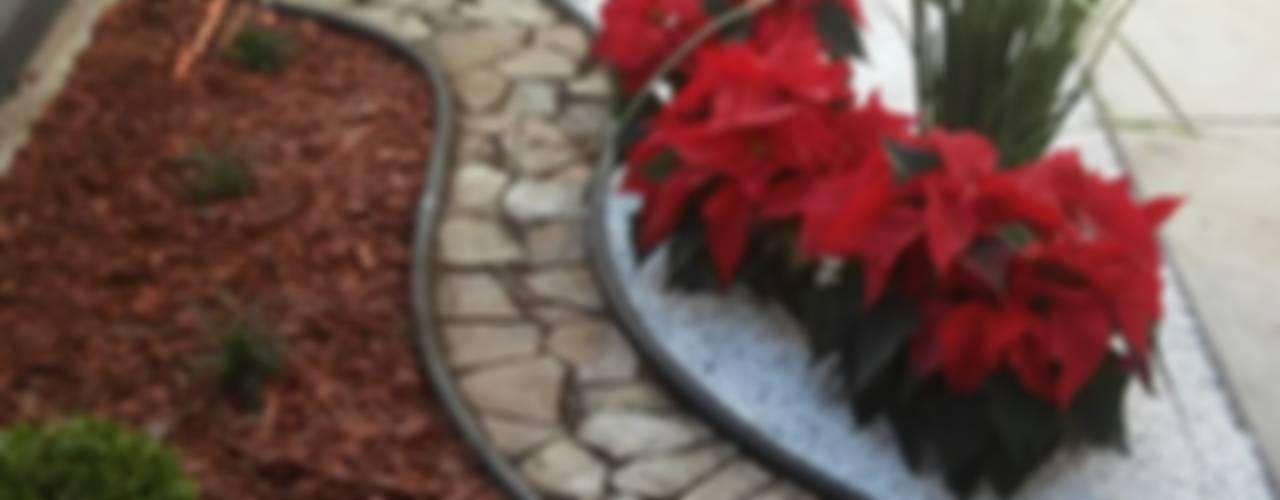 Jardines de estilo  por VIVERO CUMBRES ELITE