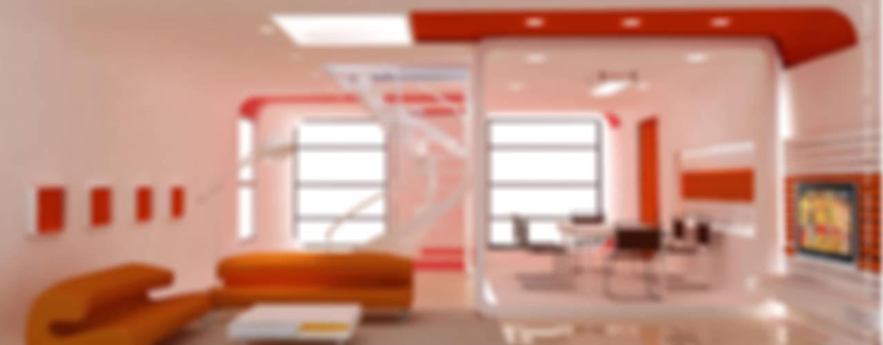 Living spaces:  Living room by Preetham  Interior Designer,Modern