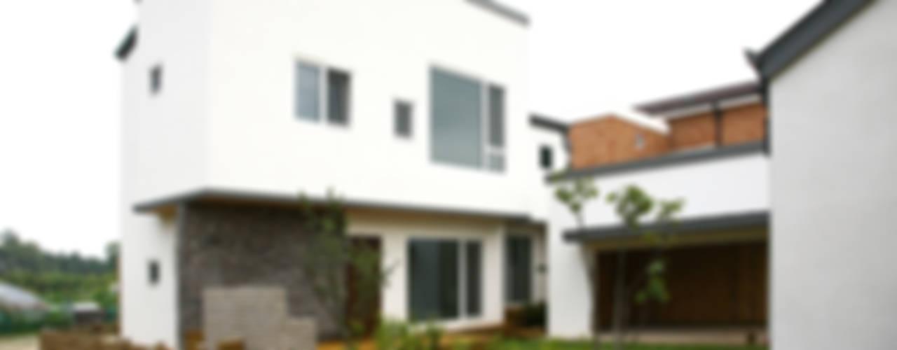삼간일목 (Samganilmok) Modern houses