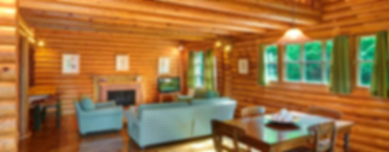 Elatos Resort & Health Club od studioReskos Rustykalny