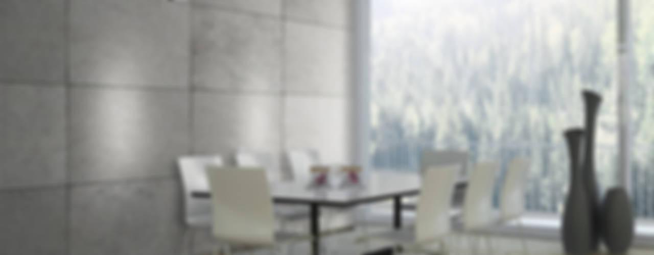 Modern dining room by Loft Design System Deutschland - Wandpaneele aus Bayern Modern