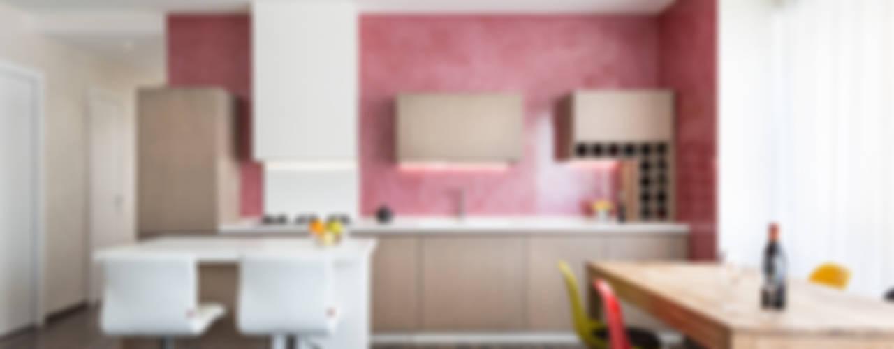 Paredes y pisos modernos de Dal Sasso Matteo Moderno