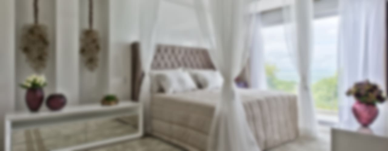 Samara Barbosa Arquitetura Classic style bedroom