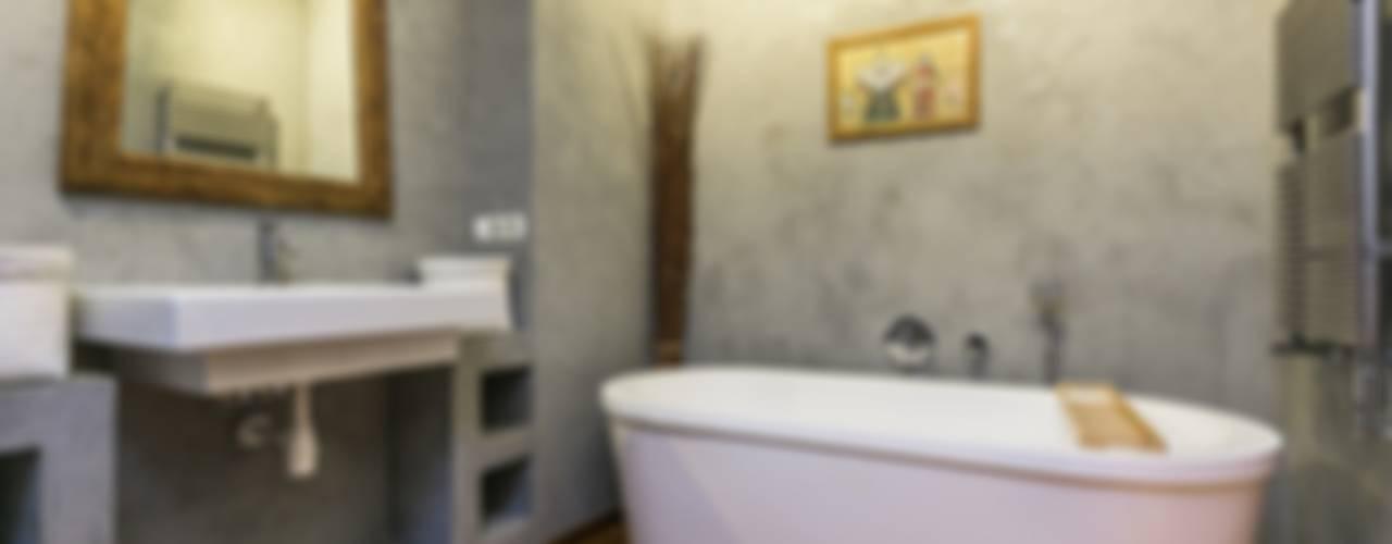 Fotografia wnętrz - portfolio Nowoczesna łazienka od Michał Młynarczyk Fotograf Wnętrz Nowoczesny