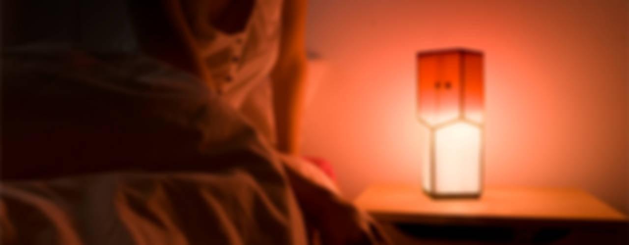 Transforming Lamp par Daphné Vermorel