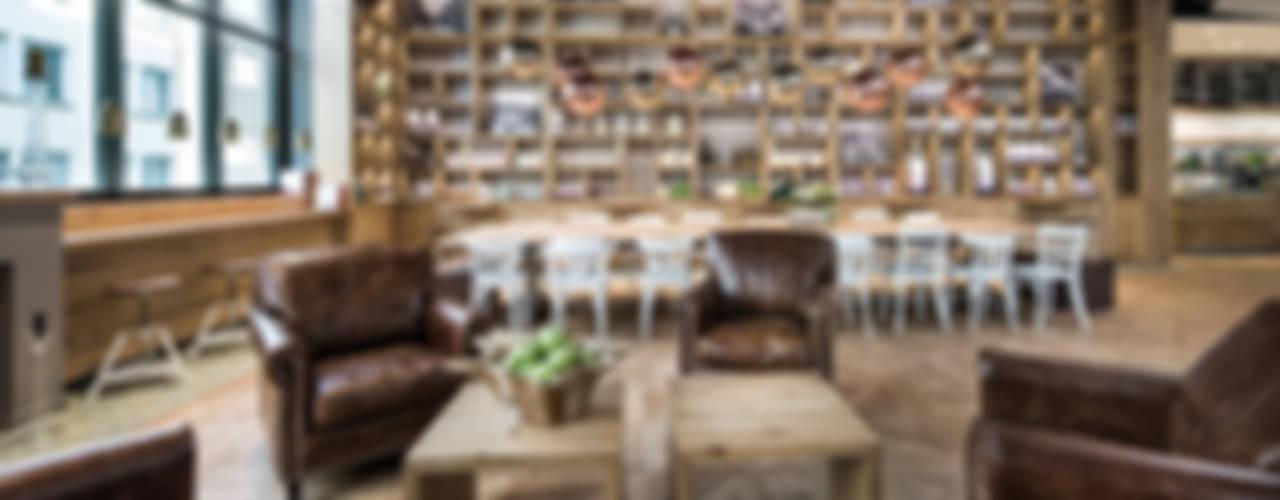 Ресторации в . Автор – DITTEL ARCHITEKTEN GMBH