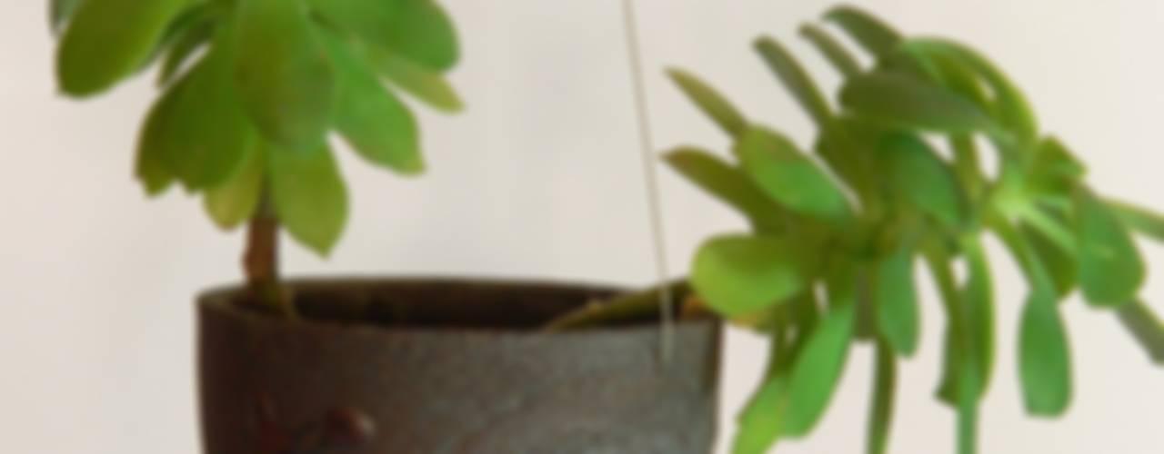 Jardin suspendu par Poterie La Salamandre Éclectique