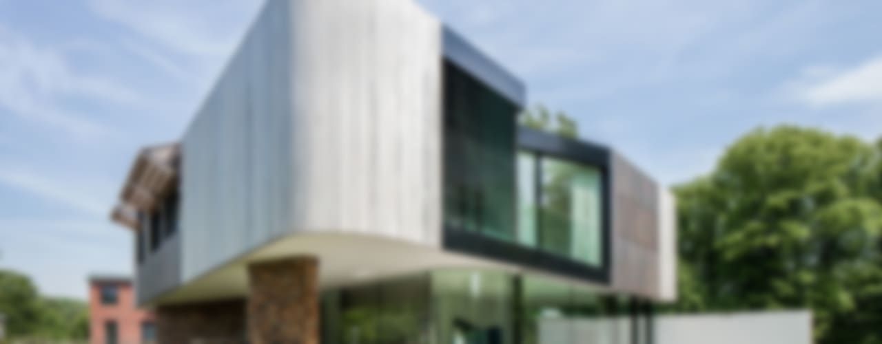 Cloud 9 Villa:  Terras door 123DV Moderne Villa's,