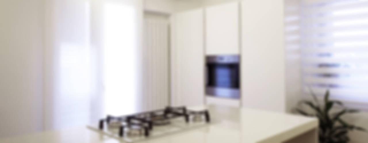 Laboratorio di Progettazione Claudio Criscione Design Nowoczesna kuchnia