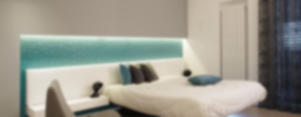 Modern Yatak Odası Laboratorio di Progettazione Claudio Criscione Design Modern